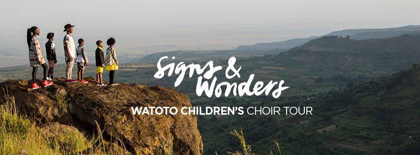 Watoto Children's Choir Tour
