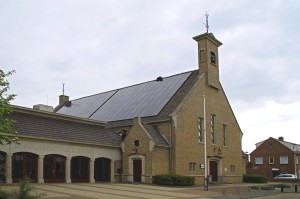 Zonnepanelen Maranathakerk - dag 4