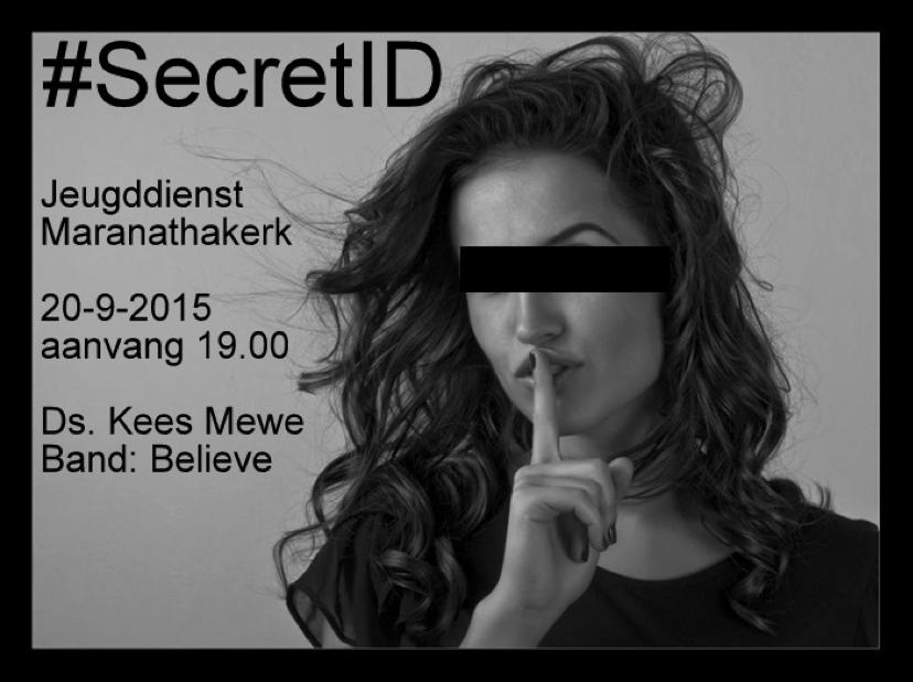 #SecretID