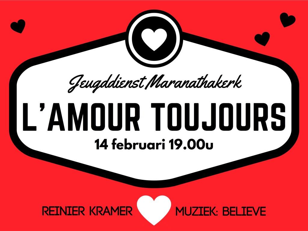Poster JD 14 februari